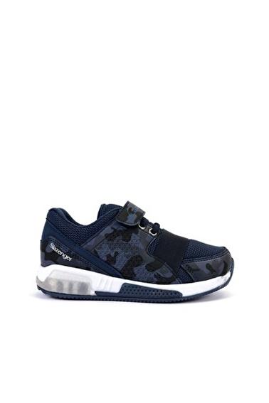 Slazenger Ela Erkek Çocuk Sneaker Ayakkabı Lacivert